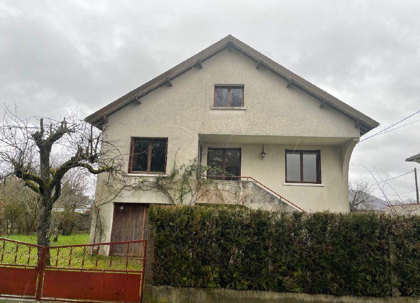 Maison à vendre 81.5m2 à Salbris