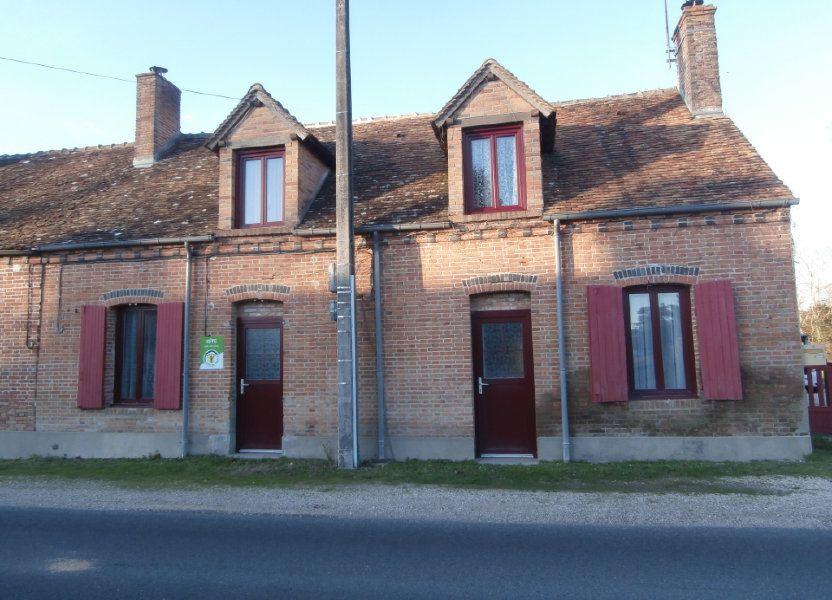 Maison à vendre 137m2 à La Ferté-Beauharnais