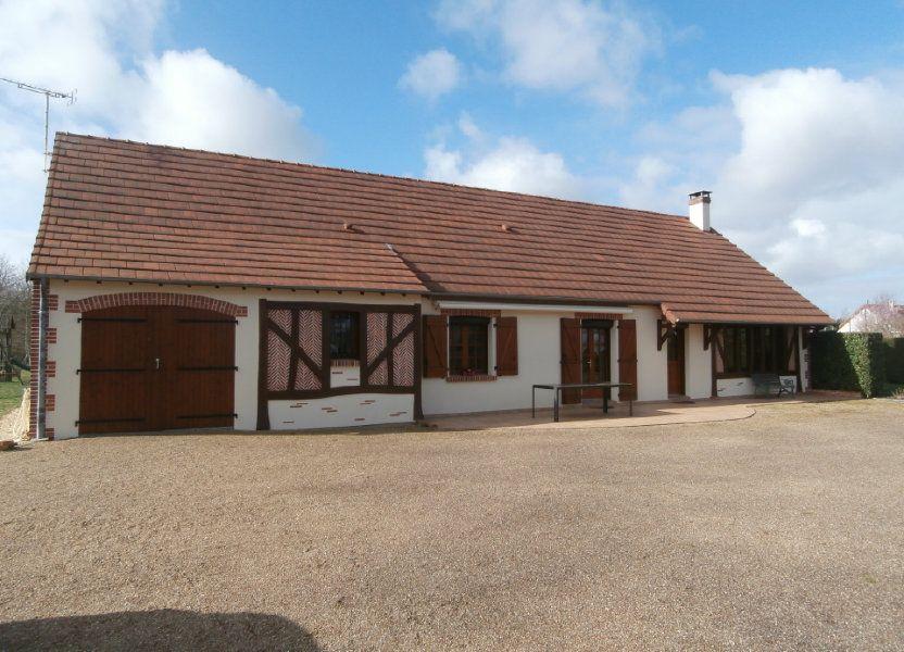 Maison à vendre 135m2 à Neung-sur-Beuvron