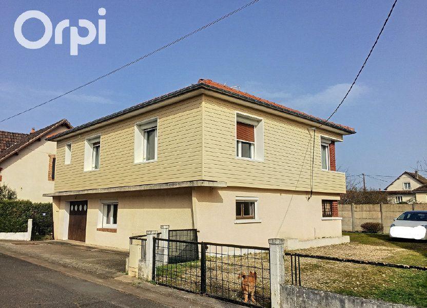 Maison à vendre 122m2 à Salbris