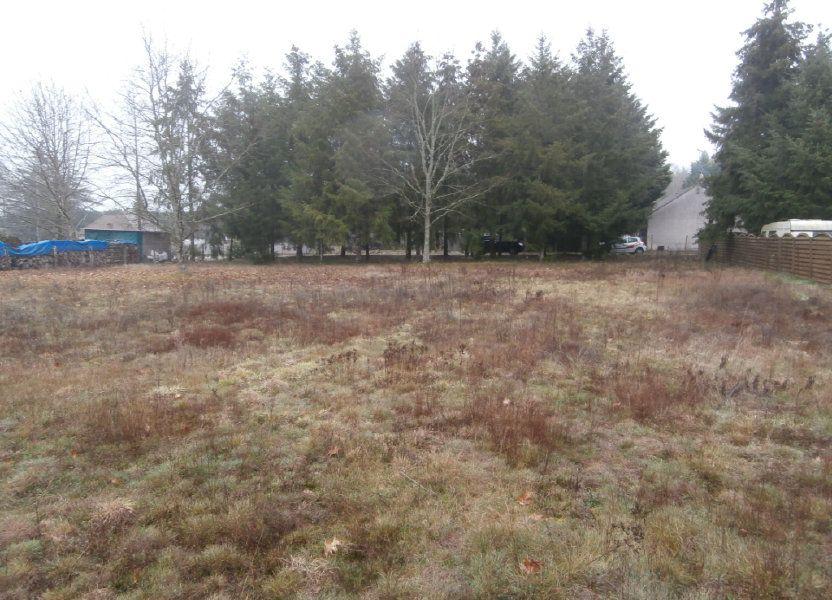 Terrain à vendre 2371m2 à Montrieux-en-Sologne