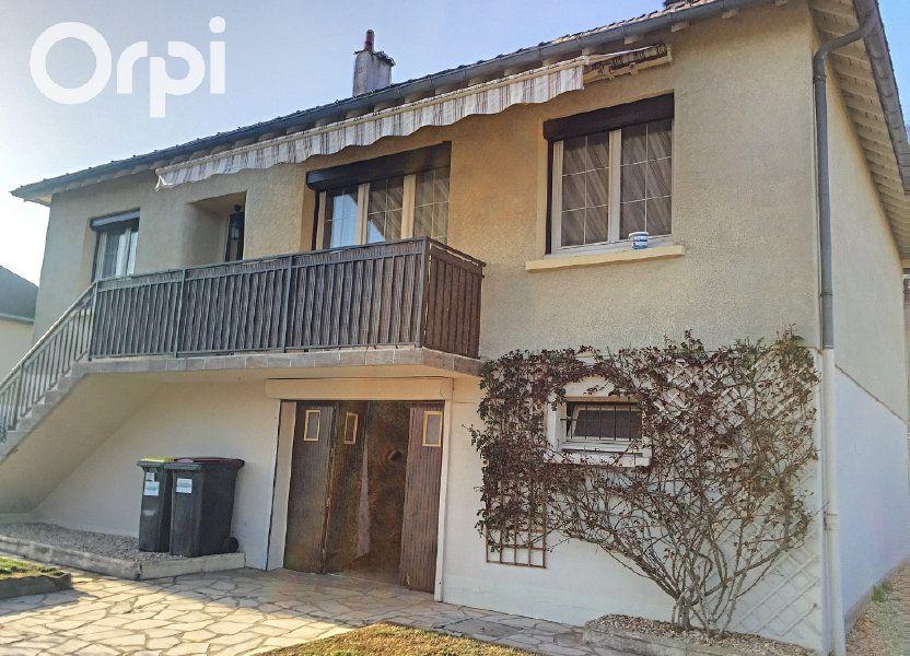 Maison à vendre 79m2 à Salbris