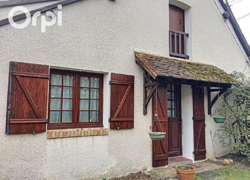 Maison à vendre 73m2 à Souesmes