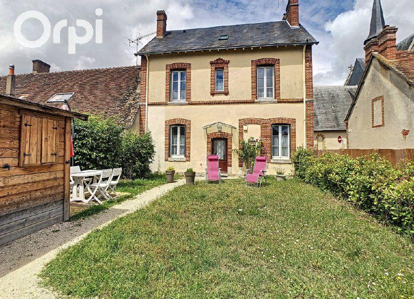 Maison à louer 108m2 à Selles-Saint-Denis