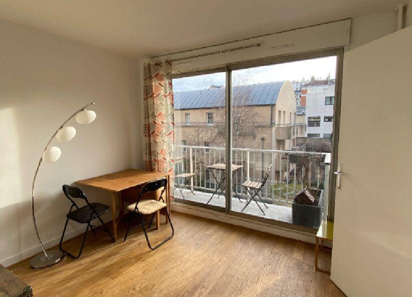 Appartement à louer 25m2 à Paris 12