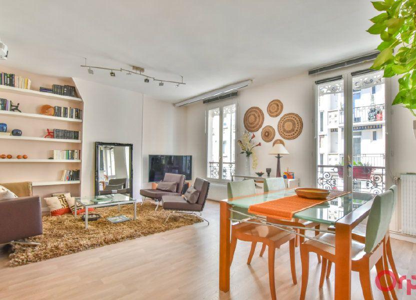 Appartement à vendre 96.04m2 à Paris 12