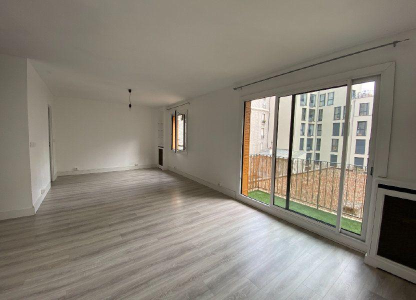 Appartement à louer 62m2 à Paris 12