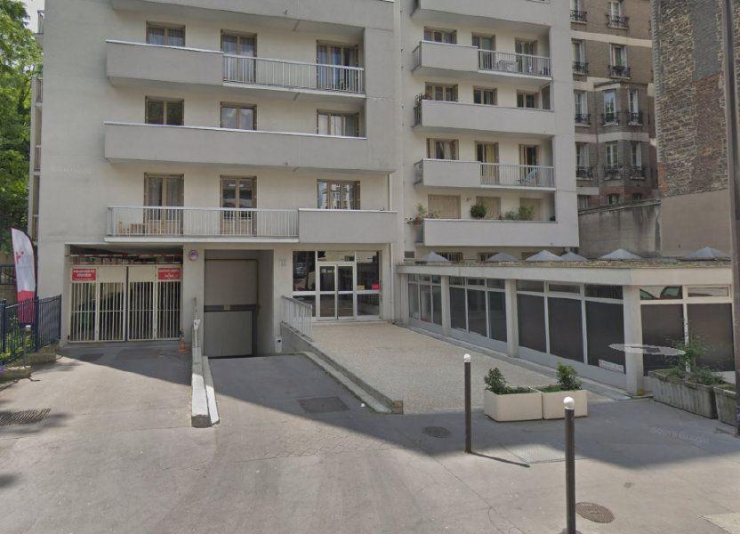Stationnement à louer 0m2 à Paris 12
