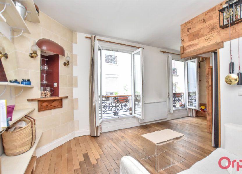 Appartement à vendre 49.42m2 à Paris 12