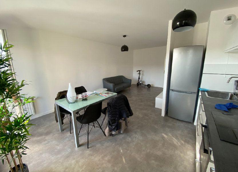 Appartement à louer 63m2 à Romainville