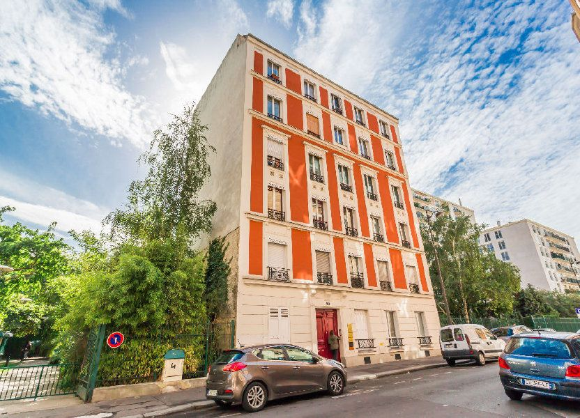 Appartement à vendre 21.95m2 à Paris 12