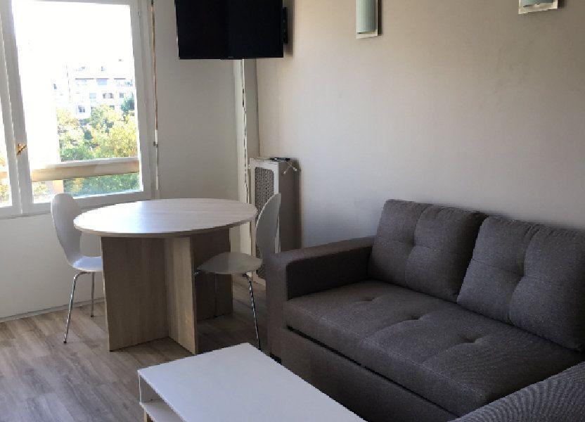 Appartement à louer 25.52m2 à Paris 12