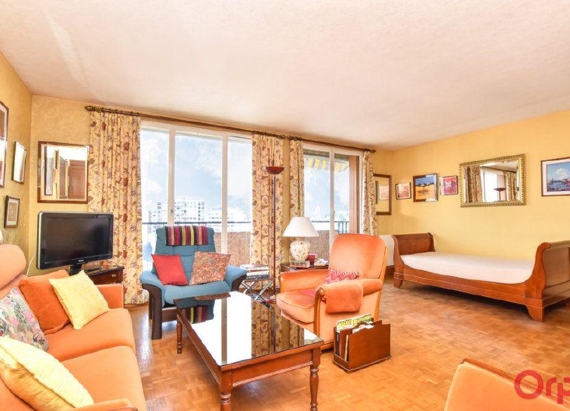 Appartement à vendre 61.16m2 à Paris 12
