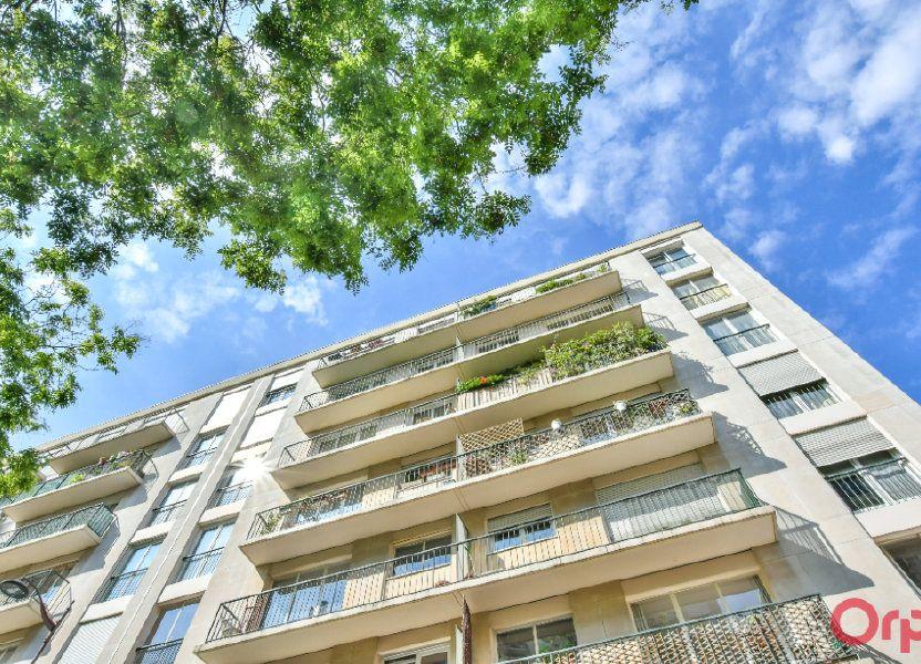 Appartement à vendre 84m2 à Paris 12
