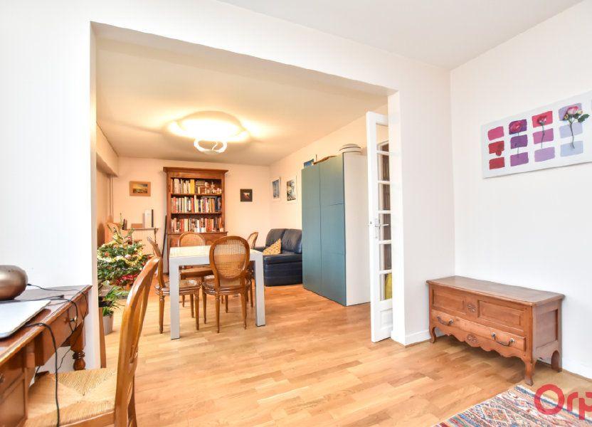 Appartement à vendre 55.51m2 à Paris 12