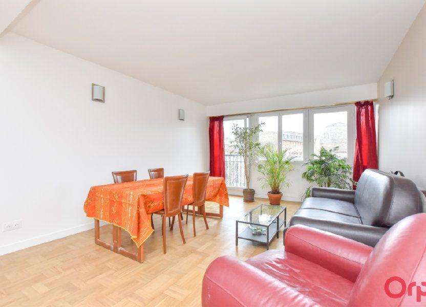 Appartement à vendre 79m2 à Paris 12
