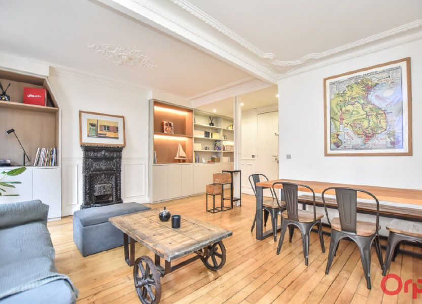 Appartement à vendre 62.6m2 à Paris 12