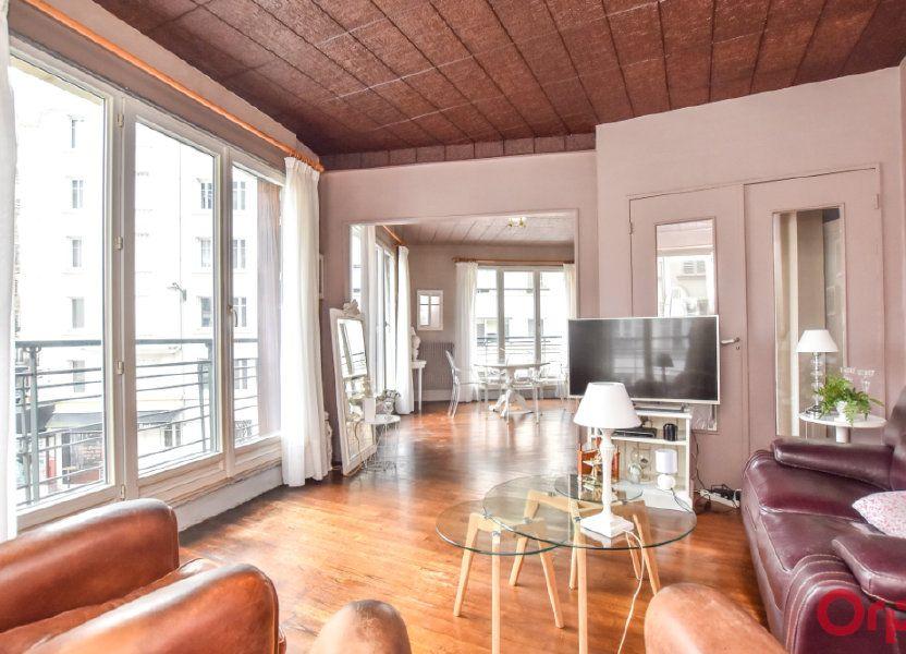 Appartement à vendre 92m2 à Paris 12