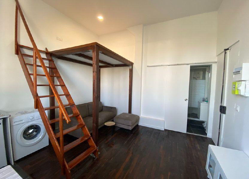 Appartement à louer 18.3m2 à Saint-Mandé