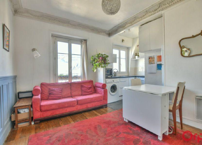 Appartement à vendre 49.32m2 à Paris 12