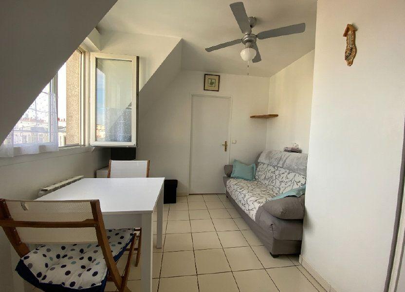 Appartement à louer 24m2 à Paris 12