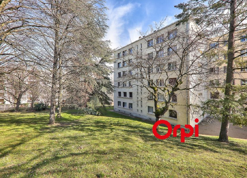 Appartement à vendre 93.16m2 à Bron