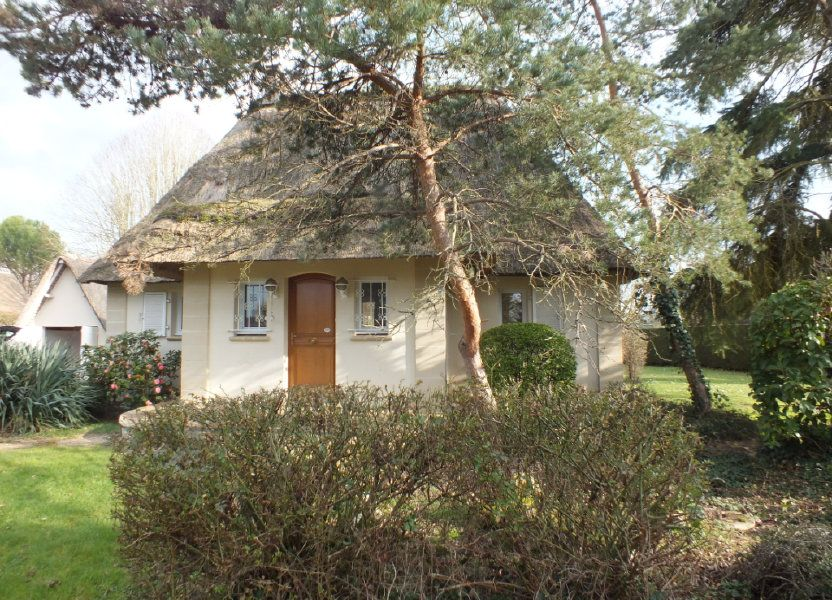 Maison à vendre 122m2 à Ivry-la-Bataille