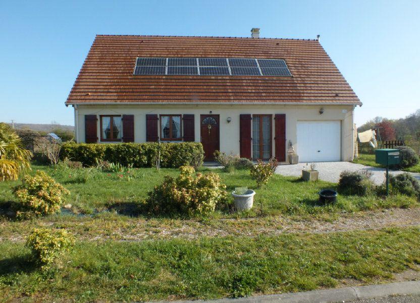 Maison à vendre 83.29m2 à Marcilly-sur-Eure