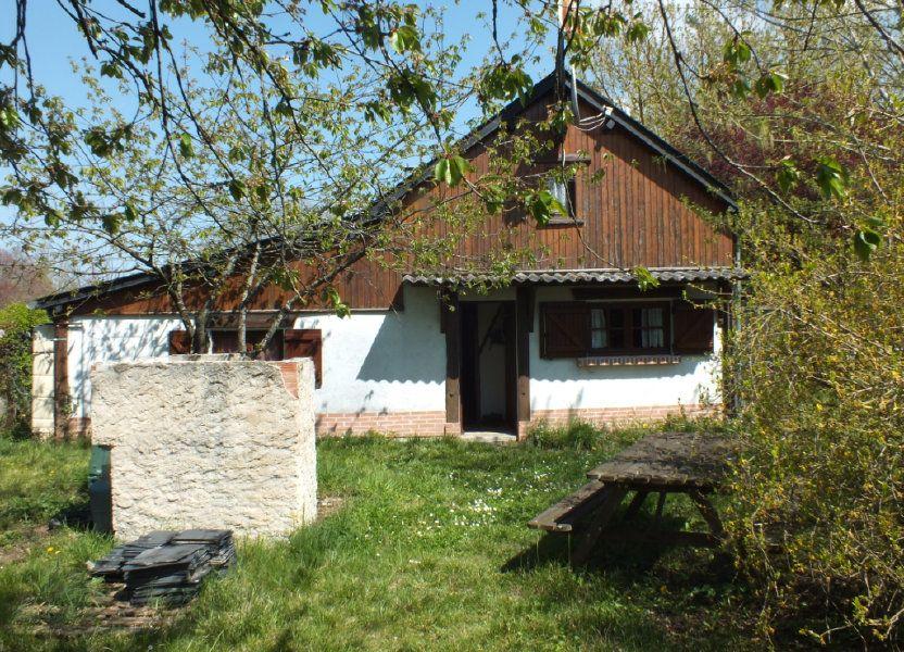 Maison à vendre 100m2 à Garennes-sur-Eure