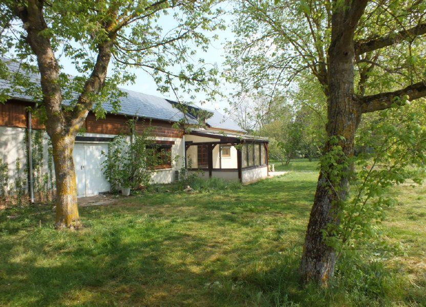 Maison à vendre 90m2 à Garennes-sur-Eure