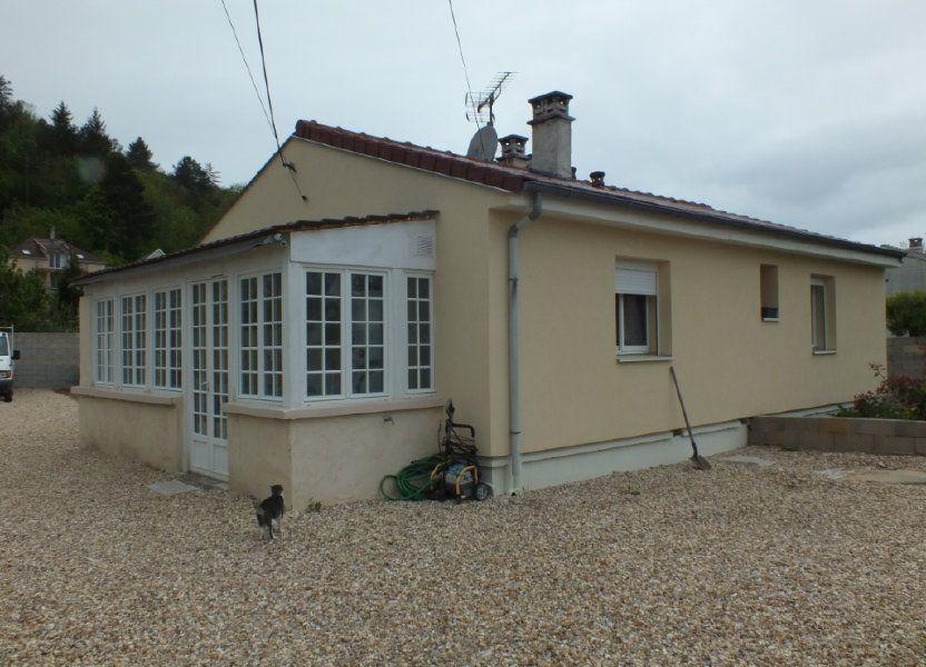 Maison à vendre 65m2 à Ivry-la-Bataille
