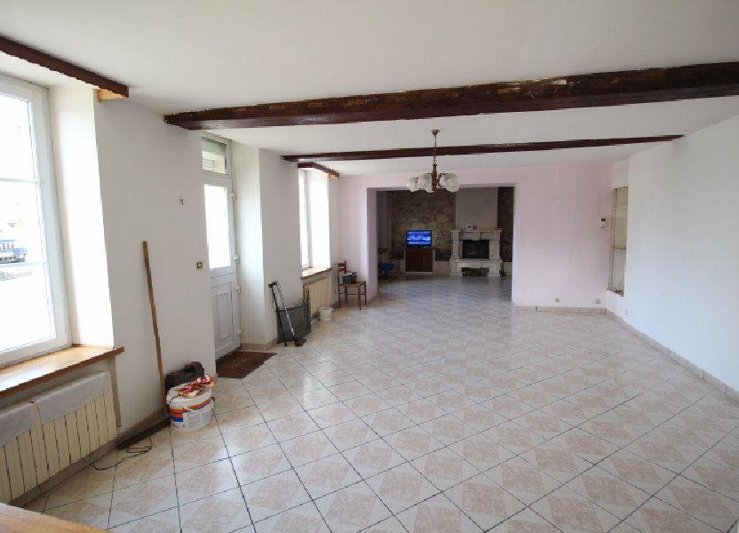 Maison à vendre 167m2 à Lizy-sur-Ourcq