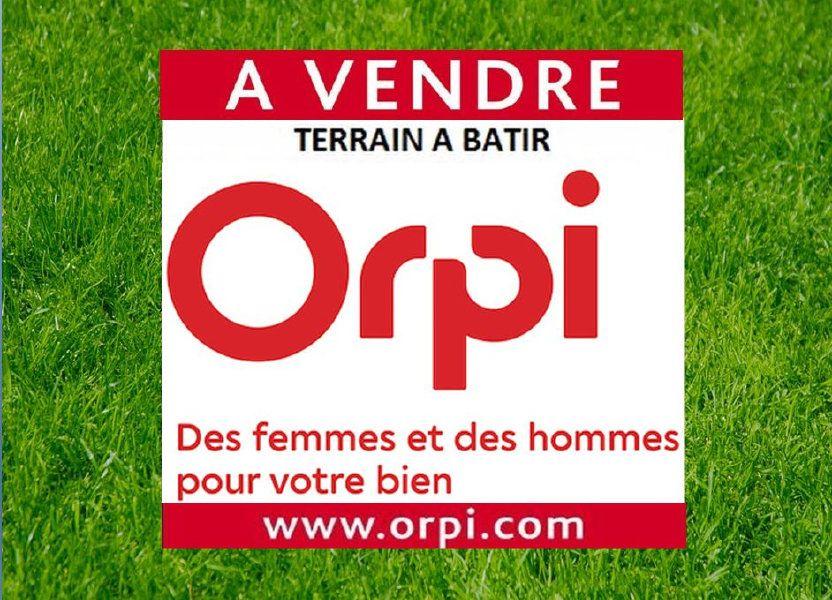 Terrain à vendre 862m2 à Crouy-sur-Ourcq