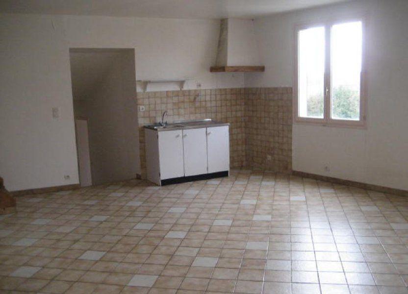 Appartement à louer 54.2m2 à Germigny-sous-Coulombs