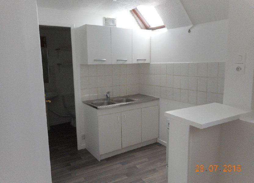 Appartement à louer 20m2 à Crouy-sur-Ourcq