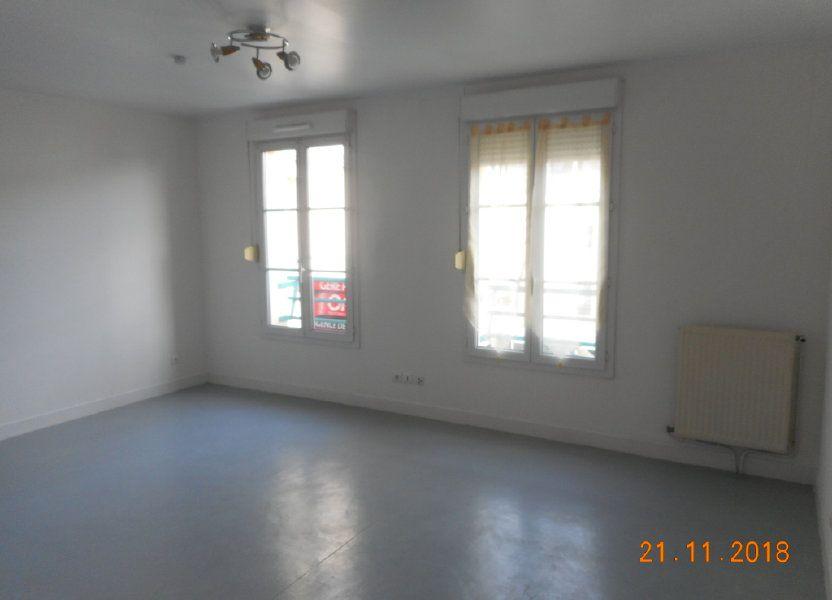 Appartement à louer 27.55m2 à Lizy-sur-Ourcq