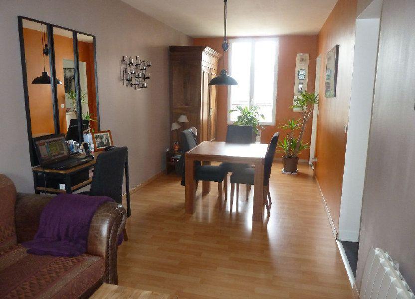 Appartement à louer 56m2 à Lizy-sur-Ourcq