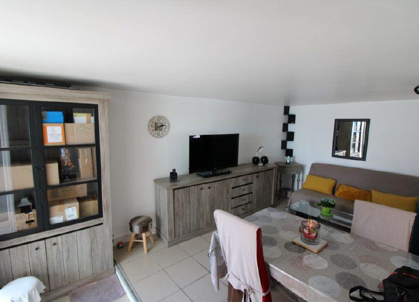 Appartement à louer 33.45m2 à Le Plessis-Placy