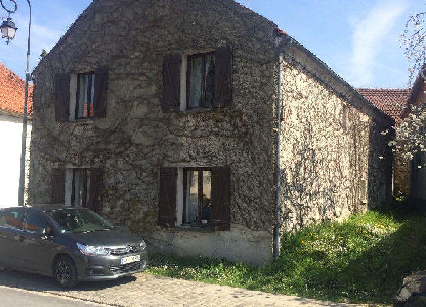 Maison à vendre 170m2 à Lizy-sur-Ourcq