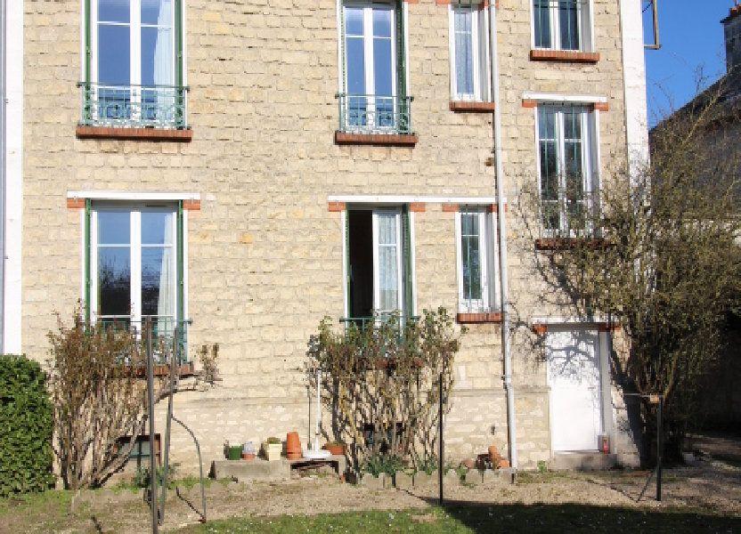 Maison à vendre 120m2 à Lizy-sur-Ourcq