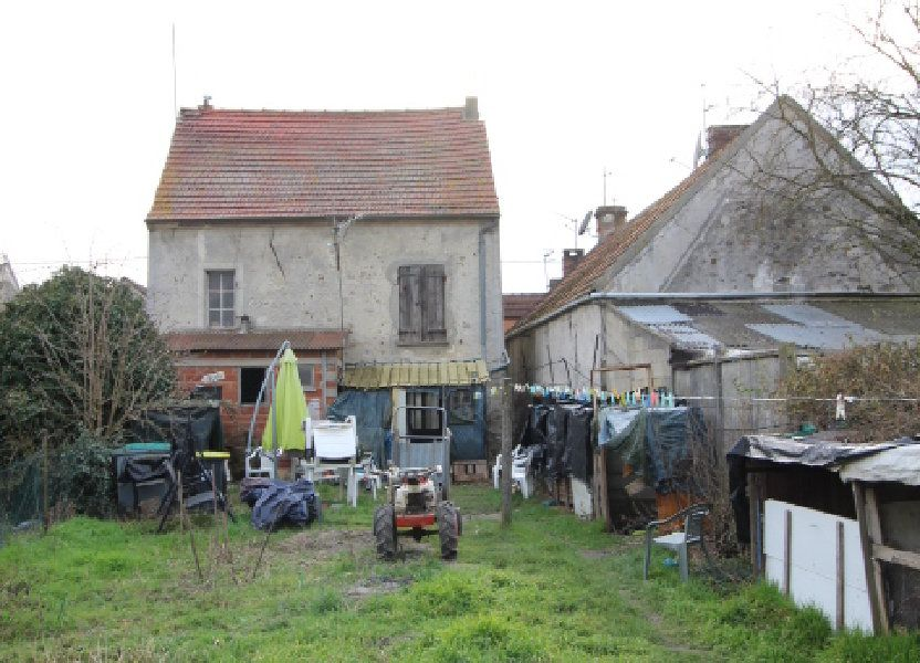 Maison à vendre 102.5m2 à Lizy-sur-Ourcq