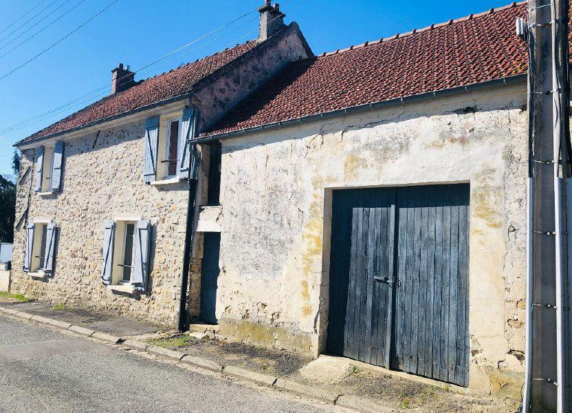 Maison à vendre 80m2 à Rosoy-en-Multien