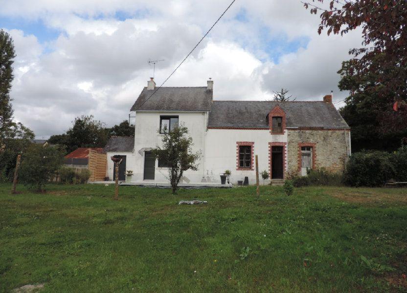 Maison à vendre 190m2 à Missillac