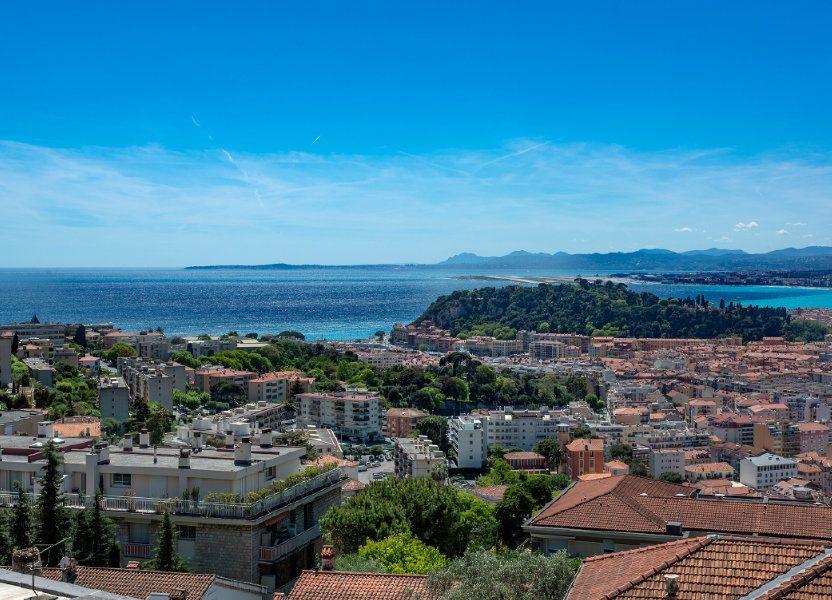 Appartement à vendre 125.66m2 à Nice