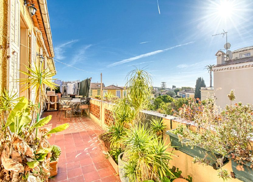 Appartement à vendre 67m2 à Saint-Jean-Cap-Ferrat