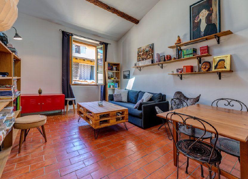 Appartement à vendre 44.53m2 à Nice