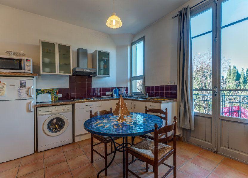 Appartement à vendre 34.22m2 à Nice
