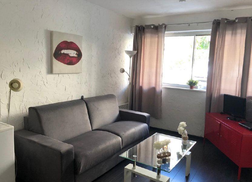Appartement à vendre 19m2 à Nice