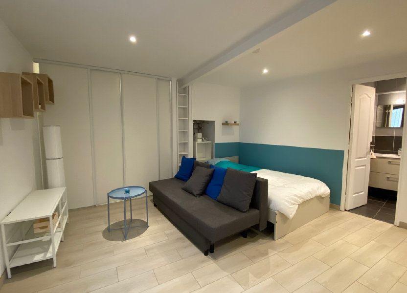 Appartement à vendre 26m2 à Nice