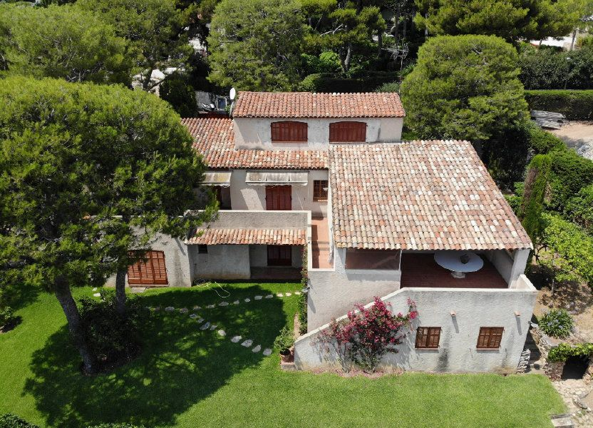 Maison à vendre 300m2 à Saint-Jean-Cap-Ferrat